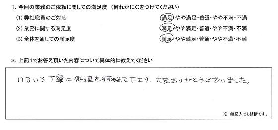 神奈川 50代・男性(No.290)