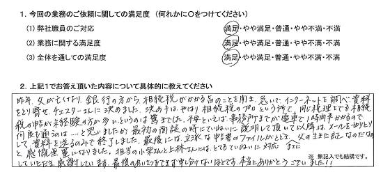 奈良 50代・女性(No.273)