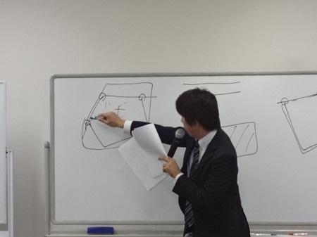 【セミナー】一般社団法人「法律・税金・経営を学ぶ会」様で土地評価セミナー